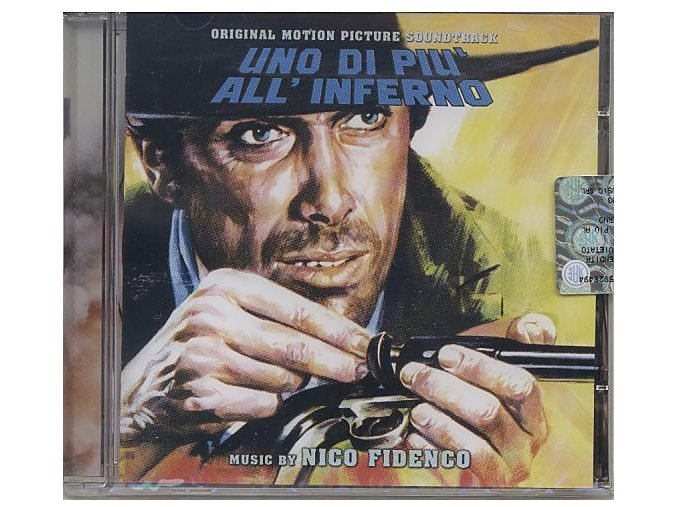 Uno Di Piu All´Inferno (soundtrack - CD)
