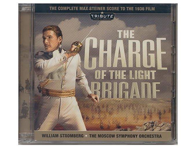 Útok lehké kavalerie (soundtrack - CD) The Charge of the Light Brigade