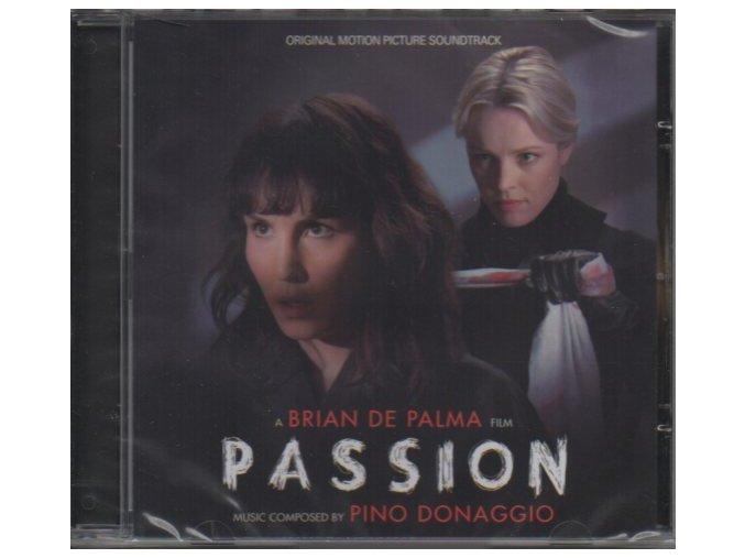 Vášeň (soundtrack - CD) Passion