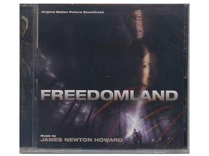 Ve stínu pravdy (soundtrack - CD) Freedomland