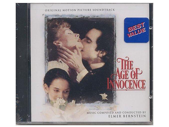Věk nevinnosti (soundtrack - CD) The Age of Innocence