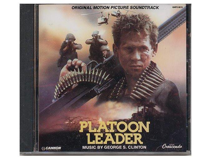 Velitel čety (soundtrack - CD) Platoon Leader