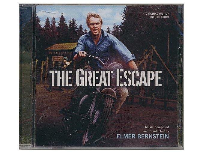 Velký útěk (soundtrack - CD) The Great Escape