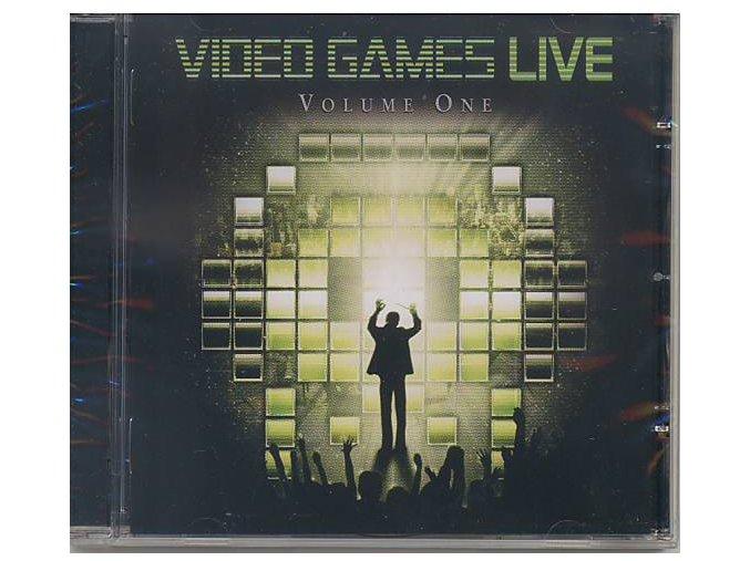 Video Games Live Volume One (soundtrack - CD)
