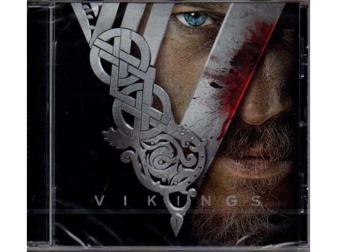vikings soundtrack cd trevor morris