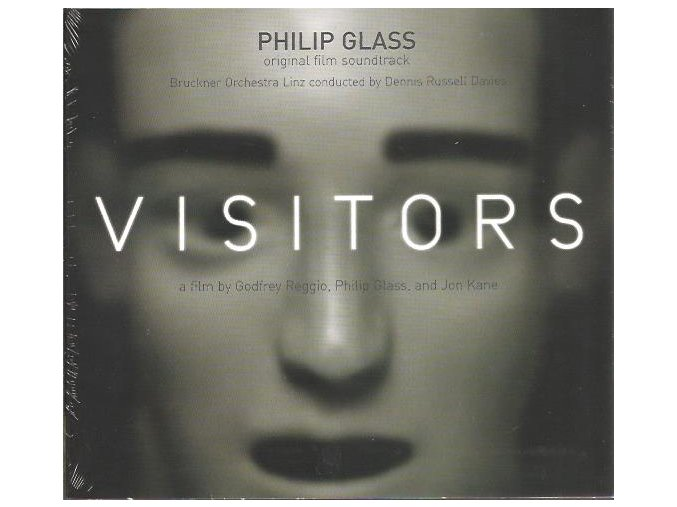 Visitors (soundtrack - CD)