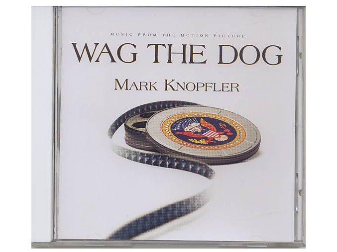 Vrtěti psem (soundtrack - CD) Wag the Dog