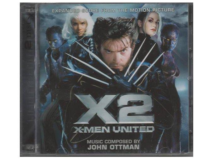 X-Men 2 (score - 2 CD) X2