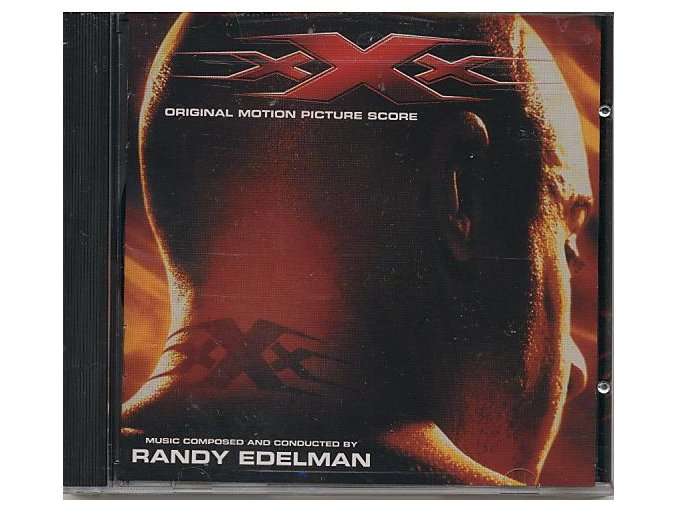 xXx (score - CD)