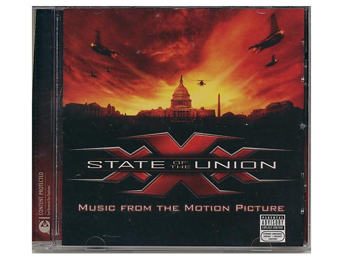 xXx: Nová dimenze (soundtrack - CD) xXx: State of Union