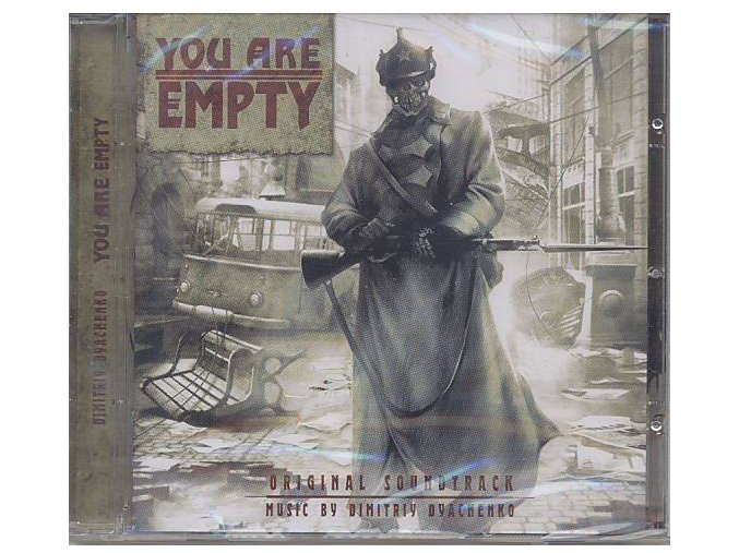 You Are Empty (soundtrack - CD)