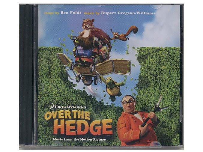 Za plotem (soundtrack - CD) Over the Hedge
