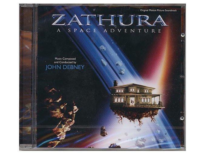 Zathura: Vesmírné dobrodružství (soundtrack - CD) Zathura