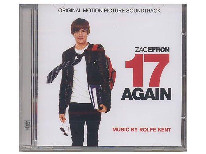 Znovu 17 (soundtrack - CD) 17 Again