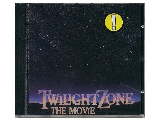 Zóna soumraku (soundtrack - CD) Twilight Zone