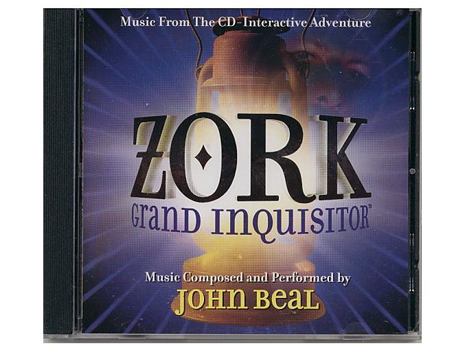 Zork (soundtrack - CD) The Grand Inquisitor