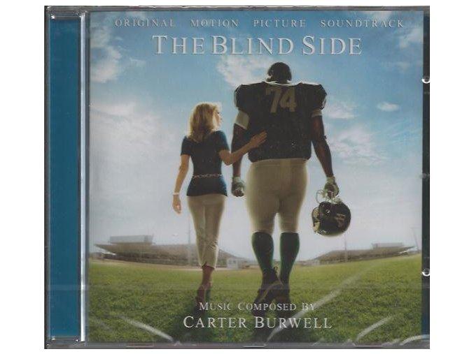 Zrození šampióna (soundtrack - CD) The Blind Side