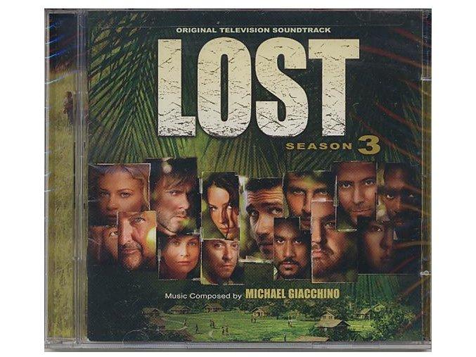 Ztraceni (soundtrack - CD) Lost: Season 3