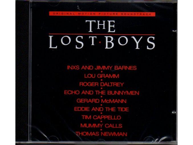 lost boys soundtrack cd