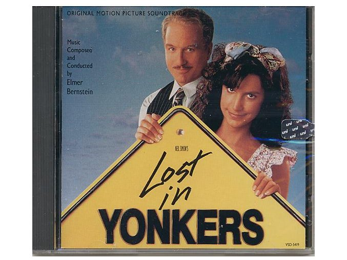 Ztraceni navždy (soundtrack - CD) Lost in Yonkers