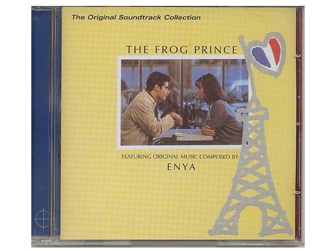 Žabí princ (soundtrack - CD) The Frog Prince