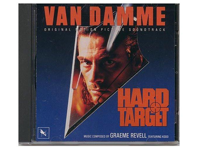 Živý terč (soundtrack - CD) Hard Target