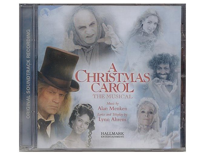 A Christmas Carol muzikál (CD)