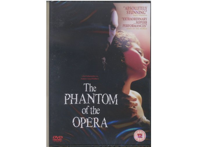 Fantom opery - The Phantom of the Opera (2 DVD)