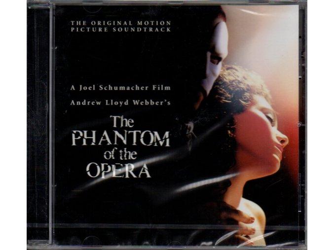phantom of the opera soundtrack cd andrew lloyd webber