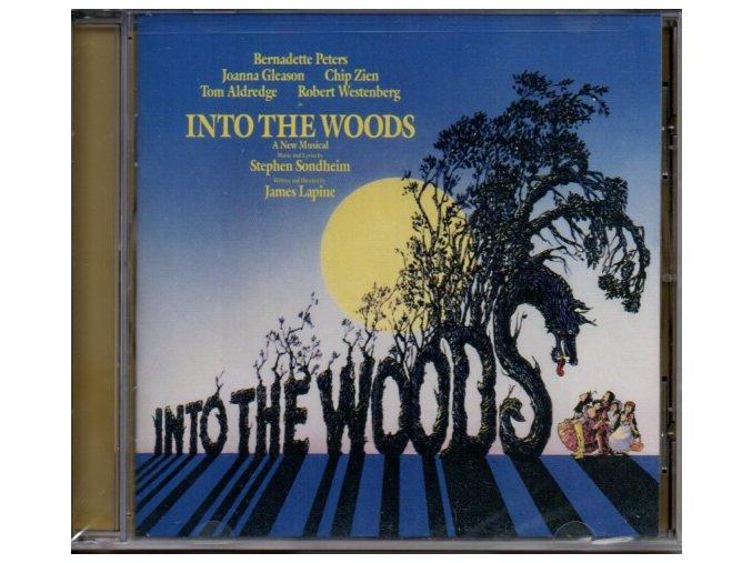 Into the Woods Muzikál (CD)