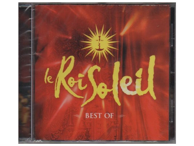 Král slunce - Le Roi Soleil - Best of (CD)