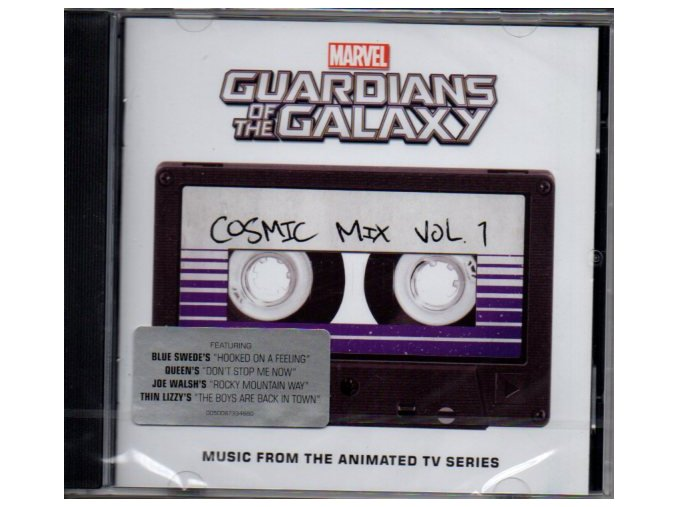 Strážci Galaxie (soundtrack - CD) Guardians of the Galaxy: Cosmic Mix vol. 1