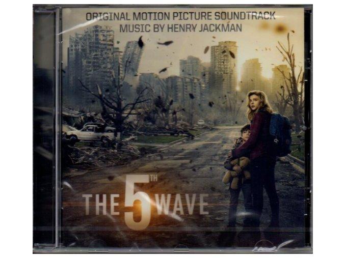 Pátá vlna (soundtrack - CD) The 5th Wave