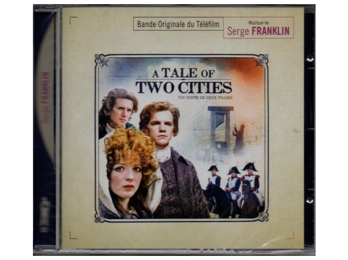 A Tale of Two Cities (soundtrack - CD)