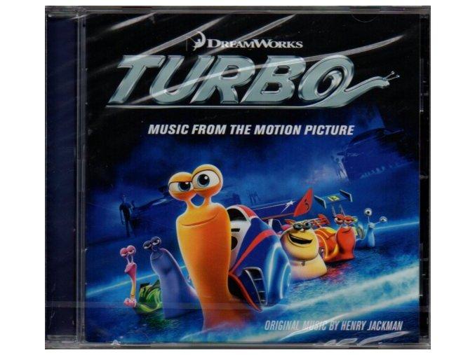 Turbo (soundtrack - CD)