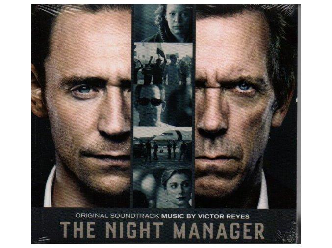Noční manažer (soundtrack - CD) The Night Manager