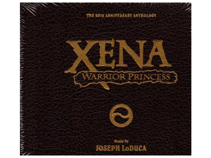 xena warrior princess 20th anniversary anthology joseph loduca