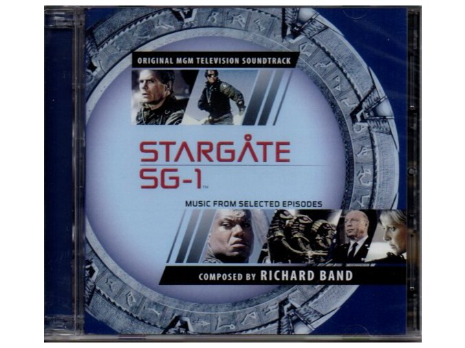 stargate sg 1 soundtrack richard band