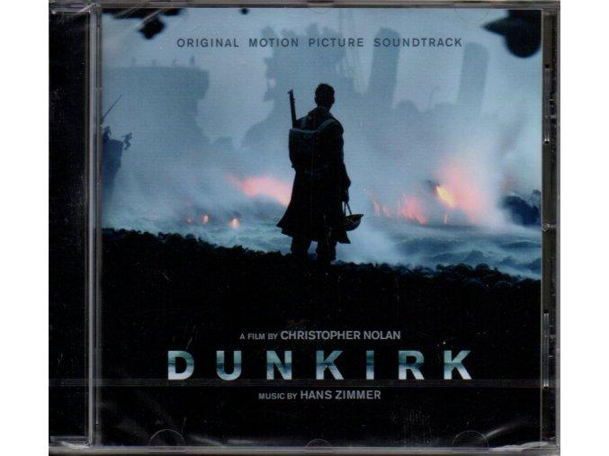 dunkirk soundtrack hans zimmer
