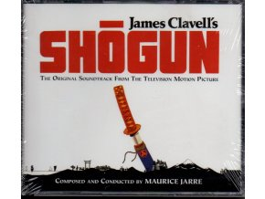 shogun soundtrack 3 cd maurice jarre