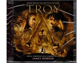 troy soundtrack 2 cd james horner