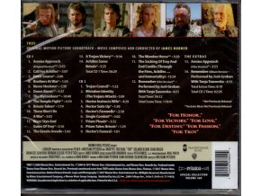 troy soundtrack james horner
