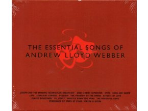 essential songs of andrew lloyd webber 2 cd