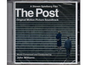 post soundtrack cd john williams