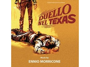 duello nel texas soundtrack lp vinyl morricone