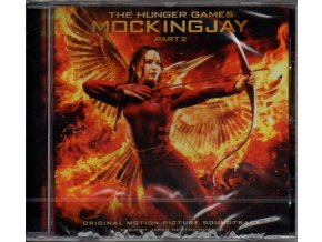 hunger games mockingjay part 2 soundtrack cd james newton howard