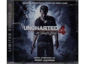 Uncharted 4: A Thief´s End (soundtrack - CD)