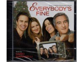 Všichni jsou v pohodě (soundtrack - CD) Everybody´s Fine