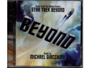 star trek beyond soundtrack cd michael giacchino