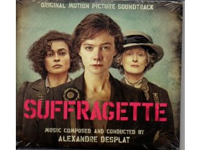 suffragette soundtrack alexandre desplat